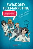 """Okładka książki """"Świadomy telemarketing"""""""